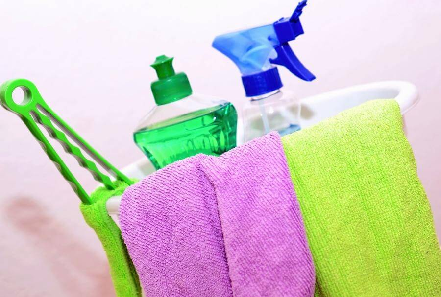 Cleaning toolkit