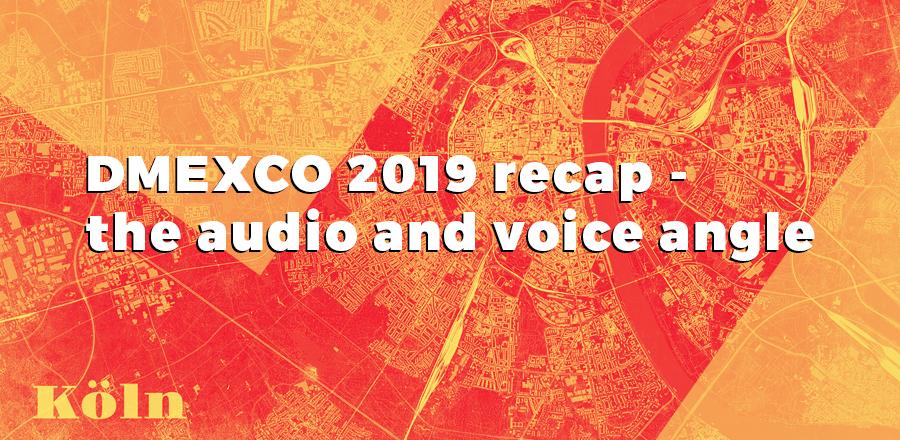 DMEXCO 2019 recap