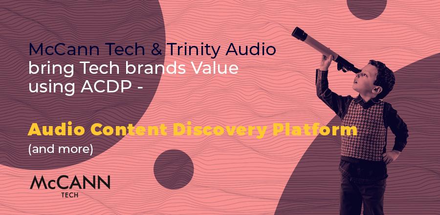 McCann Tech and Trinity Audio bring you ACDP header